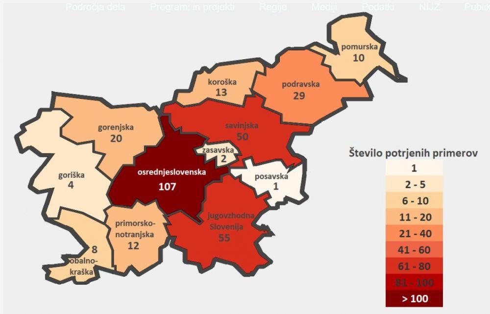 Slovenija - COVID-19